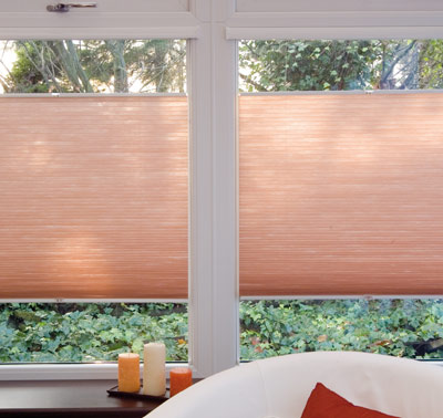 Beautiful conservatory blinds